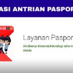 Baner-Antrian-Paspor